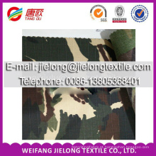 Estoque de tecido de camuflagem T / C para venda quente na china