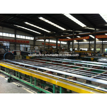 Aluminium/Aluminum Alloy Extrusion Profile for Window and Curtain Wall (RAL-593)