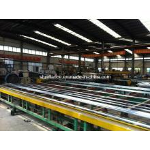 Aluminium/Aluminum Alloy Extrusion Profile for Window and Curtain Wall (RAL-593)