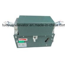 Controlador de velocidad utilizado para elevador / elevador