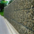 PVC Coated Box Mesh Glass Rock For Gabion