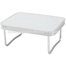Camping en aluminium pliant pique-nique table de barbecue