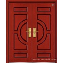 Porte extérieure porte en bois contemporain bois porte extérieure