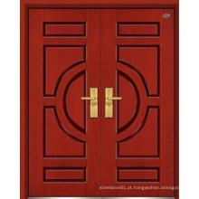 Porta exterior porta de madeira contemporânea madeira porta exterior