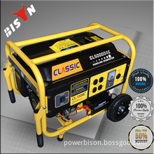 BISON(CHINA) 5KW 5000W CE Portable High Quality 3 Phase Generator Head