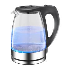 Caldera de agua eléctrica de cristal 1.7L Sb-Gk01