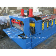 0.2mm Thin Steel Roof Tile making Machine