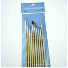 kids cheap plastic painting brush