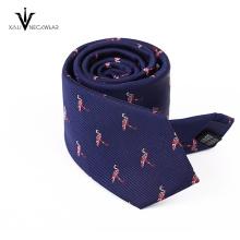 OEM выполненный на заказ Логос оптовые Персонализированные галстук