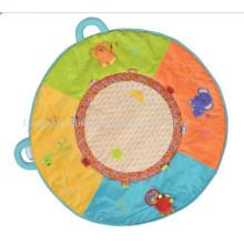 Fuente de la fábrica del bebé relleno Playmat / gimnasia del bebé
