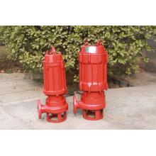 WQ submersible sewage dirty slush water pump