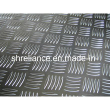 Laminación en frío de aluminio / aluminio / Laminación en caliente de cinco placas de barra