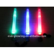 Palillo del resplandor del LED con la batería