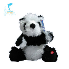 Plush panda stuffed animals cartoon toys