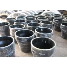 De acero al carbono propano gi tee tubo de montaje concéntrico reductor