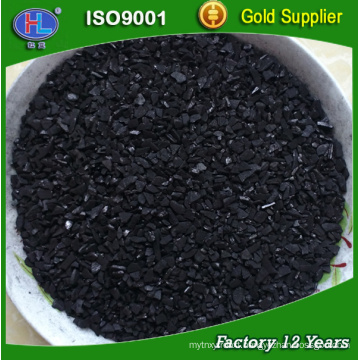 High iodine Lowest price gold activated carbon