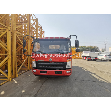Sinotruk 4x2 Sewer Cleaning Truck สำหรับขาย