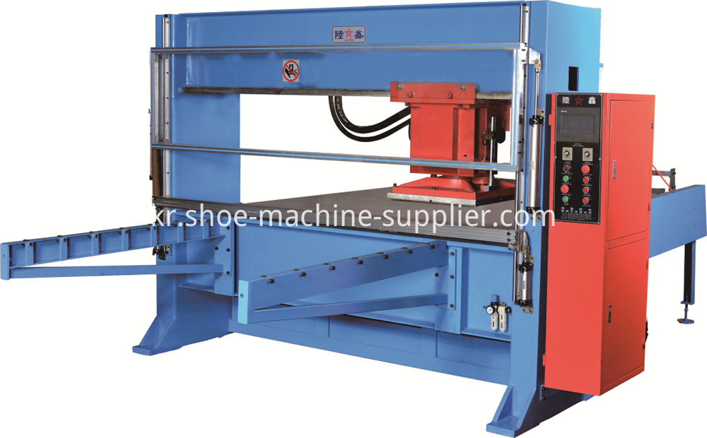 Fabric Die Cutting Machine