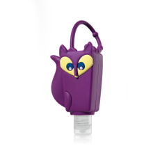 Fashion Lady Hand Sanitizer Silicone Holder