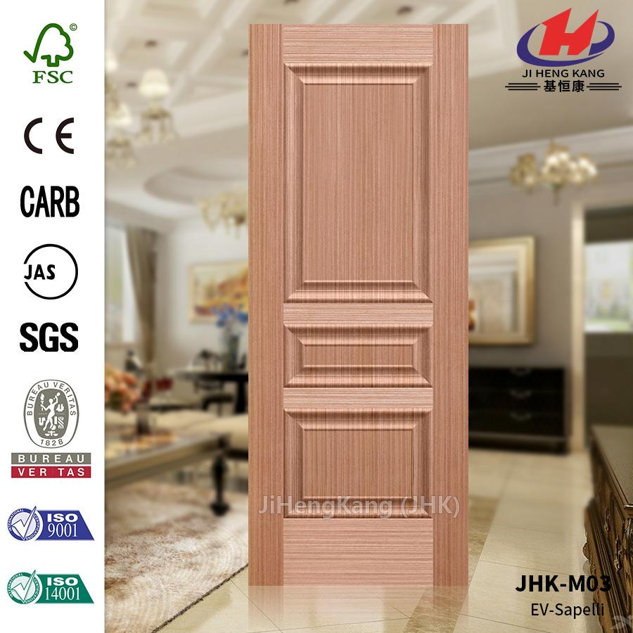 Living Hot Sale Sapeli  Door Panel