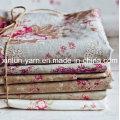 Drucken Baumwollmischung Leinenstoff für Kleidungsstück / Vorhang / Polster