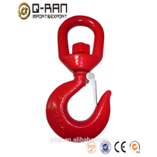 Drop Forged 322 Swivel Hook--Qingdao Factory