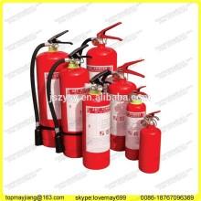 dry powder fire extinguisher/abc -bc dry powder fire extinguisher