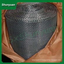 Hebei BOCA Stainless steel architectural metal crimped wire mesh / crimped weave wire mesh