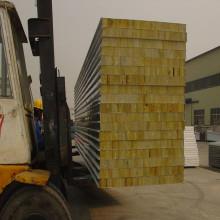 Material de panel de sándwich de madera de roca a prueba de fuego