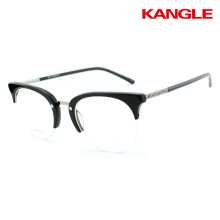 2017 Fashion glasses Man Design Eyewear Stainless Steel Optical Frame