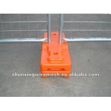 Clôture tubulaire galvanisée à chaud (fabricant)