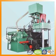 prensa hidráulica de chatarra para reciclaje metal uso