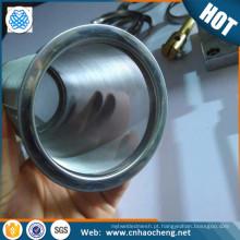 Produto / Serviço: Food Grade orgânica Cold Brew Café / Suco / Iogurte / Nut Milk filter / filter tube