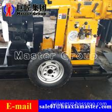 XYX-130 Wheeled Hydraulic Rotary Drilling Rig