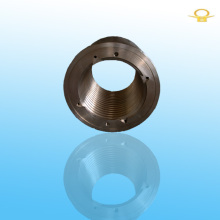 Customized for China Bronze Parts For Rolling Steel,High-Lead Bronze,Tin Bronze,Aluminum Bronze Exporters Upper press and nut for roling steel export to Kenya Wholesale