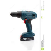 Electric screwdriver plastic housing