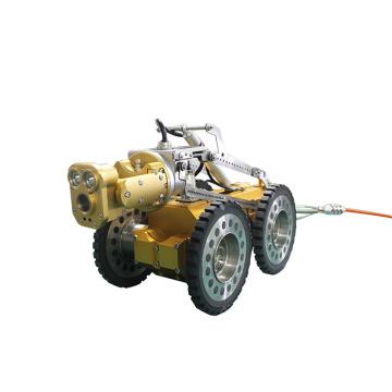 Kanalisation Abflussrohr Crawler Kanalinspektionsroboter