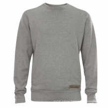 15PKSWT03 slim fit men 100%cotton fleece sweatshirt