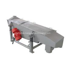 High efficiency linear screening machine used in food