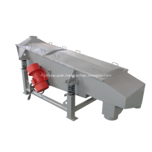 High efficiency linear screening machine used in food