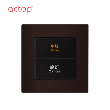 Shenzhen Actop Wired Remote Control Smart hotel Prodotti