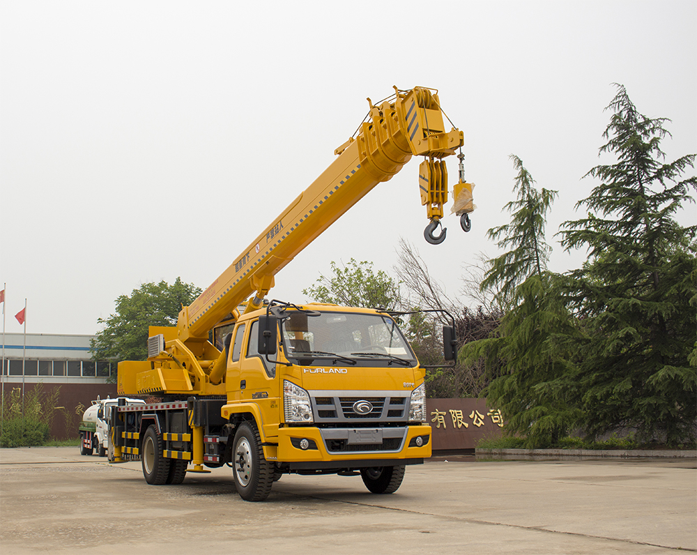 Forland Chassis Truck Crane