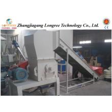 Triturador plástico do produto Waste, triturador da garrafa do animal de estimação, máquina do triturador do filme dos PP / PE