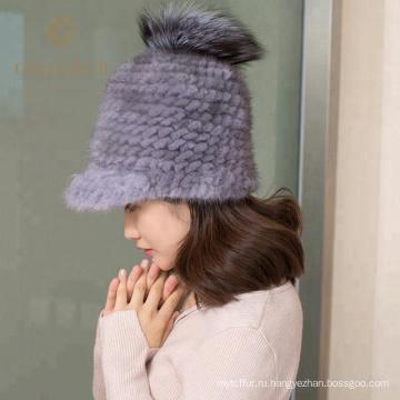 Дешевой цене женские серые шерсть шляпа Канада