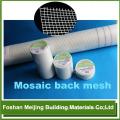 2017 germany fiberglass sticky mesh for waterproofing making mosaic mesh