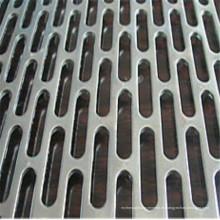 (Venta caliente) malla metálica perforada de la placa