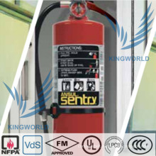 Ansul Sentry Dry Chemical Hand Portable Extinguishers