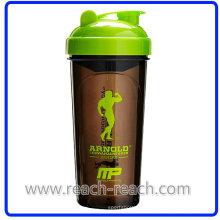 700ml Kunststoff Mixer Protein Shaker Flasche (R-S052)