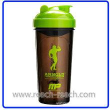 700ml Plastic Blender Protein Shaker Bottle (R-S052)