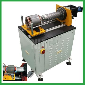 Motor Stator coil insulation wedge expanding machine
